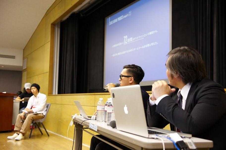 Session1「SAVE JAPAN! と東北のクリエイティブ」
