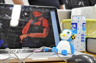 コンピュータ on the人形