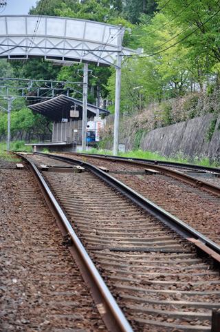 京都精華大学前駅